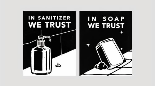 Of Sanitiser and Sanity