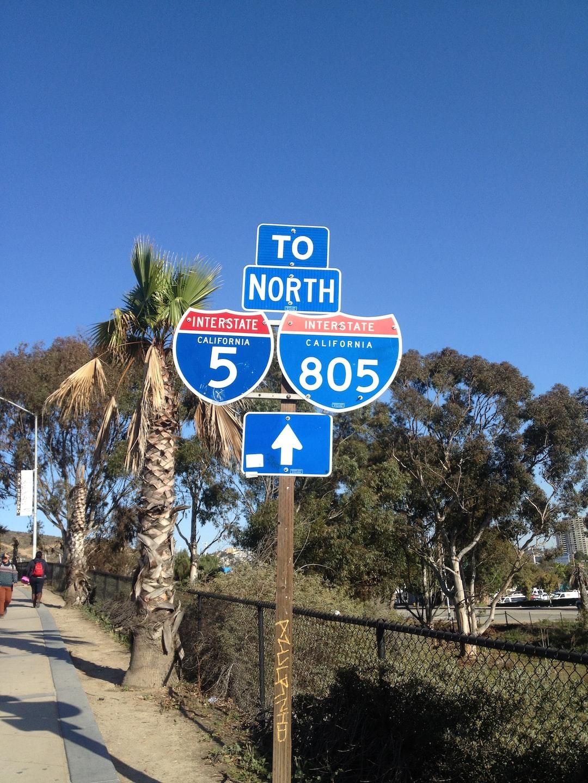 California interstate 5