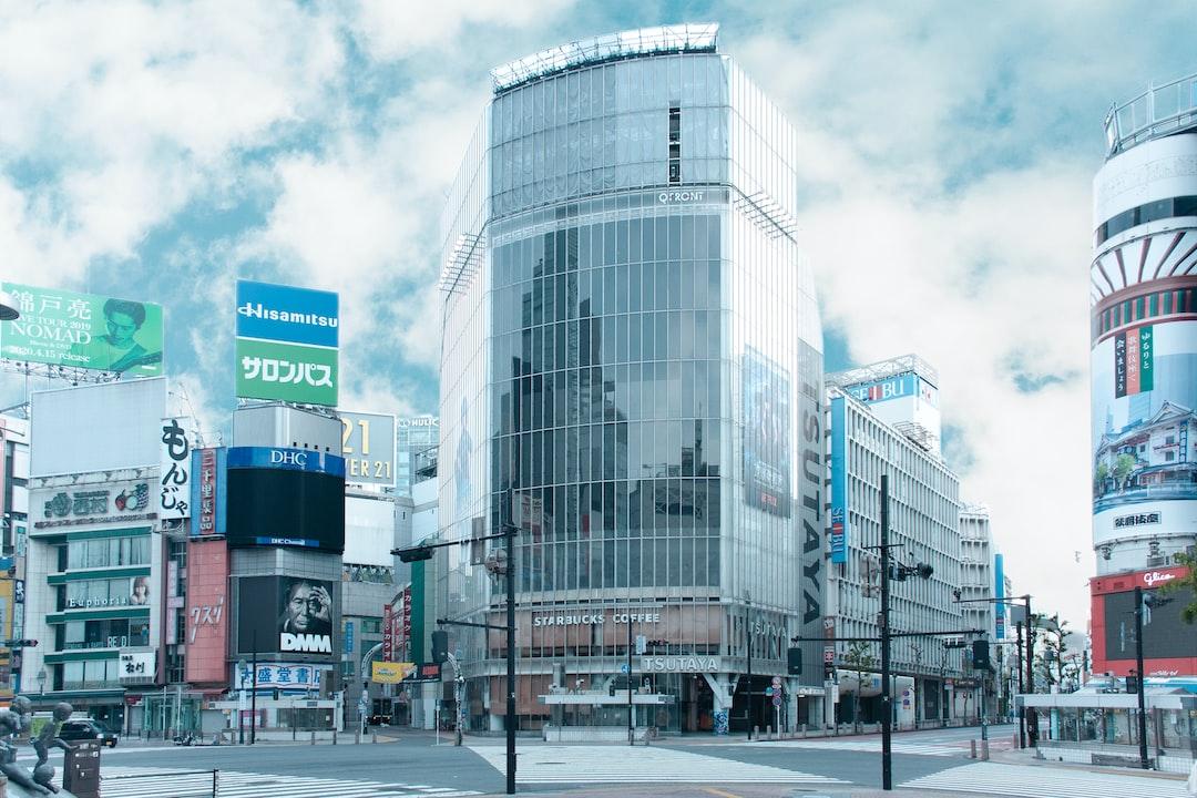 Shibuya Silence - Covid19