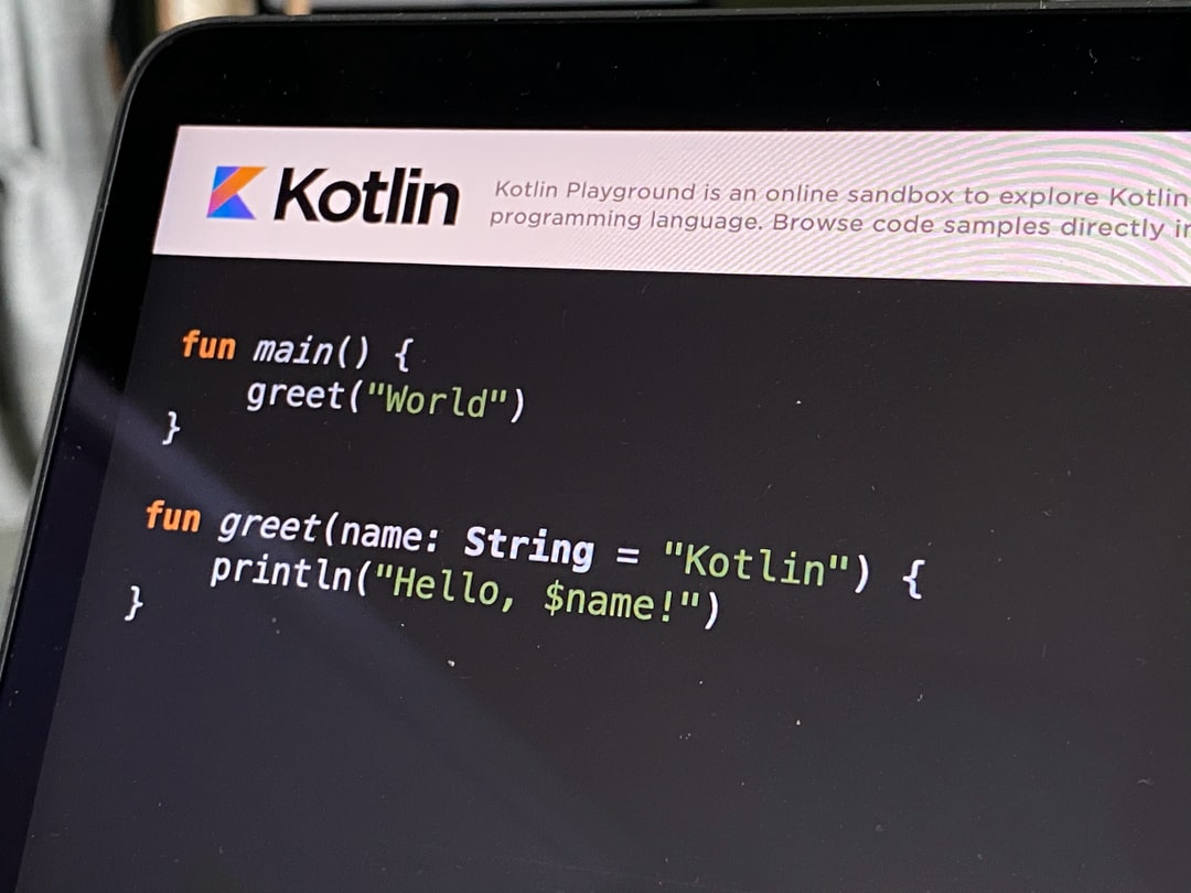 Building Command Line Interfaces with Kotlin using picoCLI