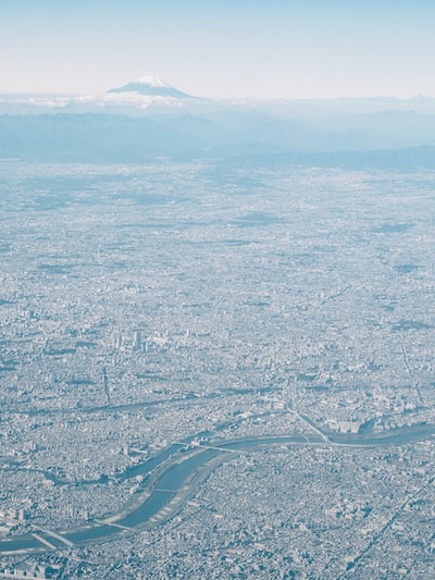 fujisan mount fuji image by Tunafish Mayonnaise on Unsplash