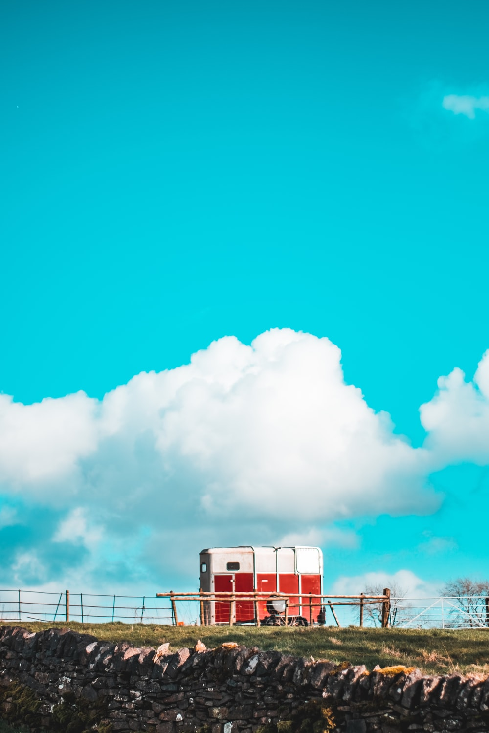 white clouds on blue sky during daytime