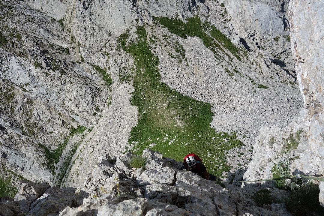 Monte Camicia, Dente del Lupo