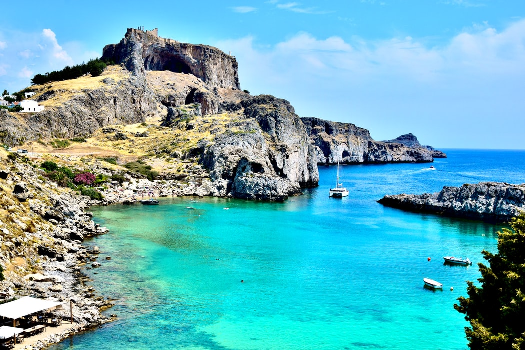 Rhodes, Places To Visit In Greece In September
