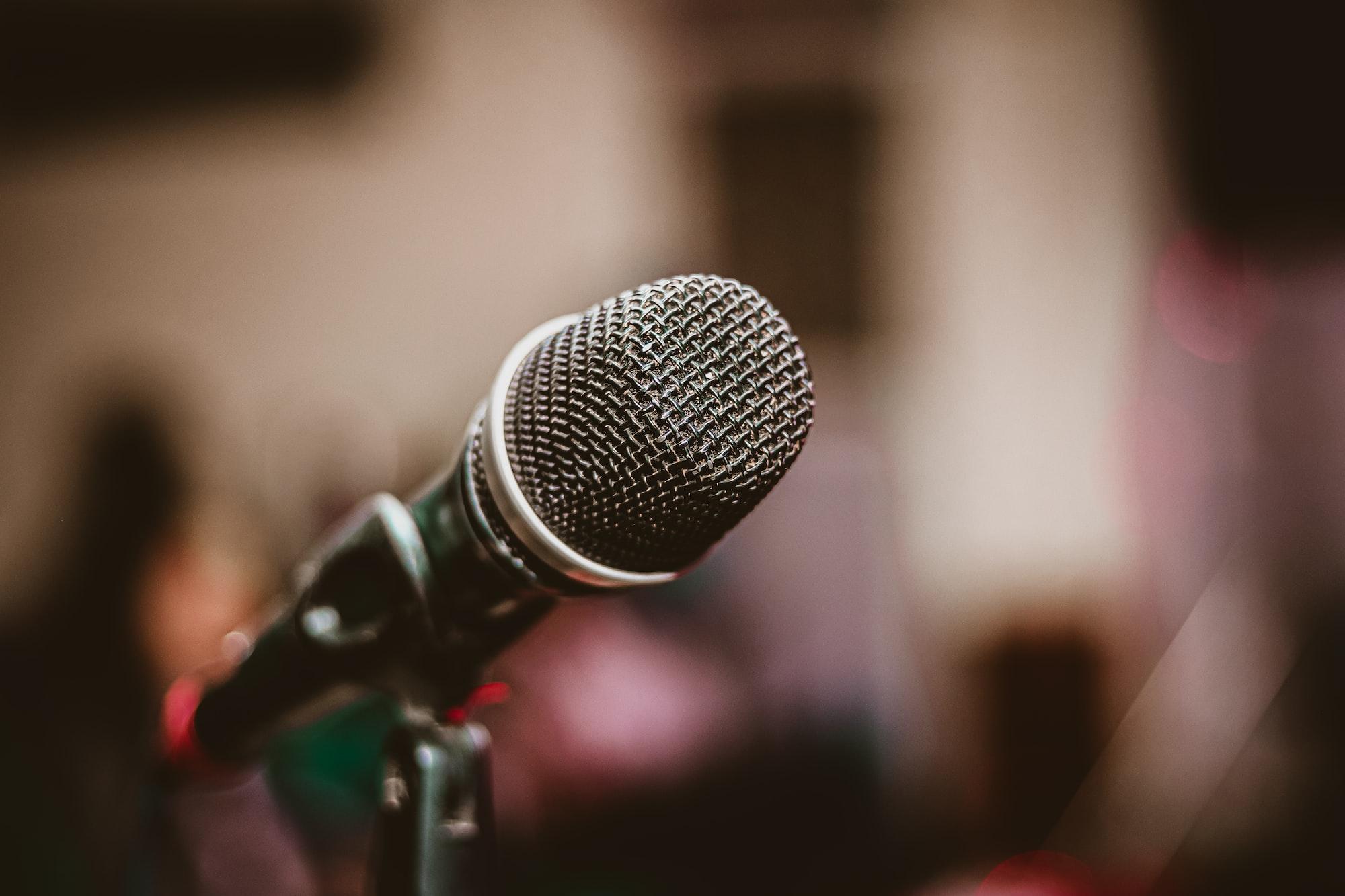 TikTok: Voiceover