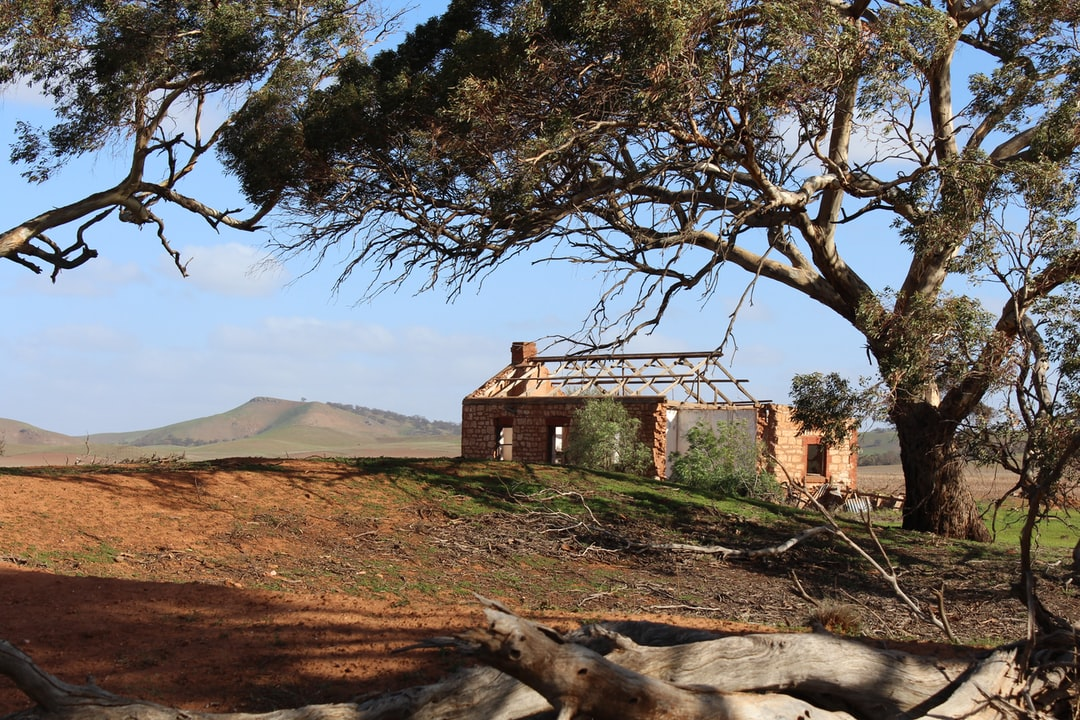 Original Australian Farm House in Rural South Australia