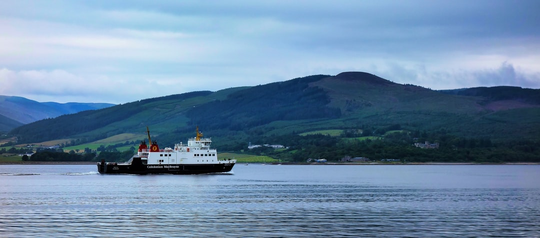 Image from Rothesay, Isle of Bute, UK