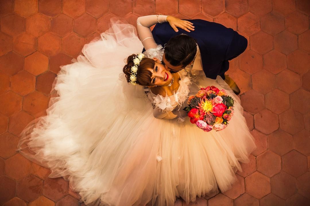 Wedding, love, bouquet, flower,wedding dress,married,cloister