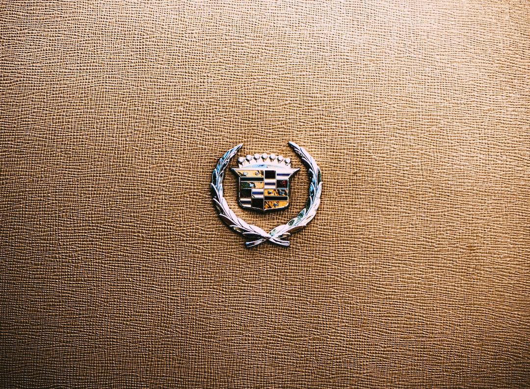 1982 Cadillac Logo with ducks