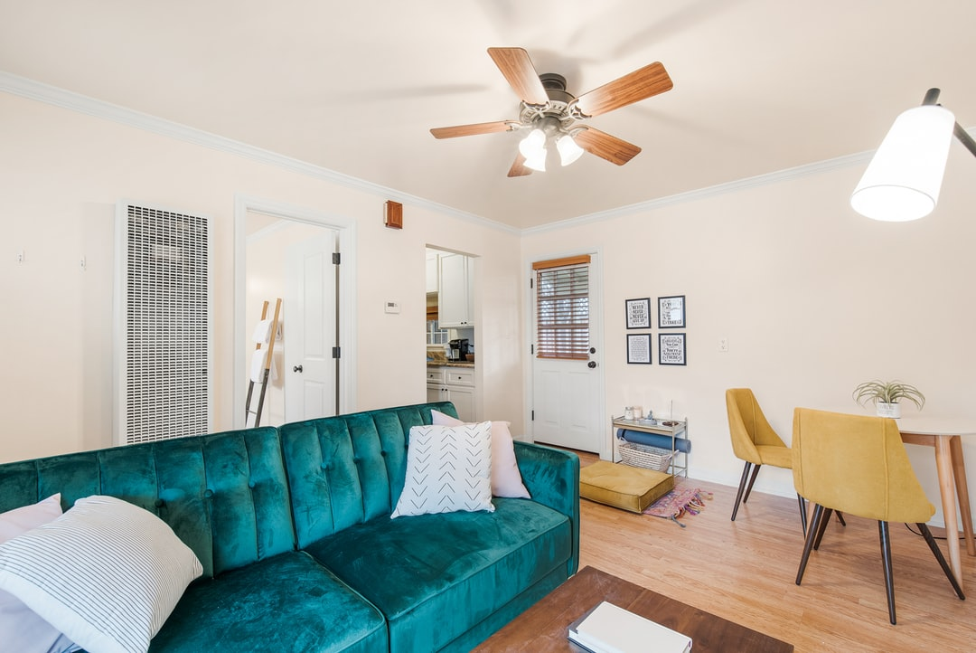 Which of the Ceiling Fan Types is Best for Your Home?