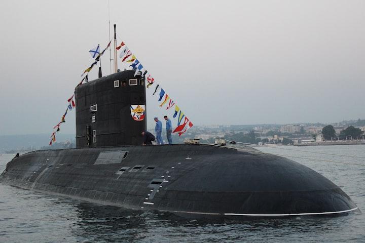 My First Submarine Watch