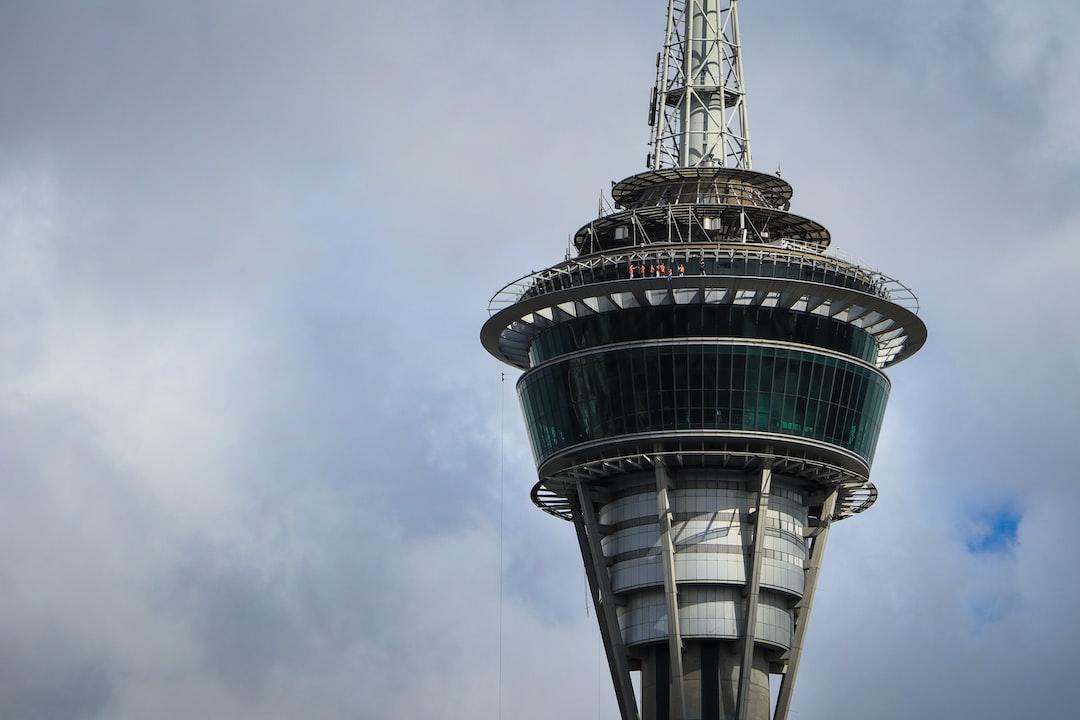 Macau Tower and AJ Hackett Skywalk