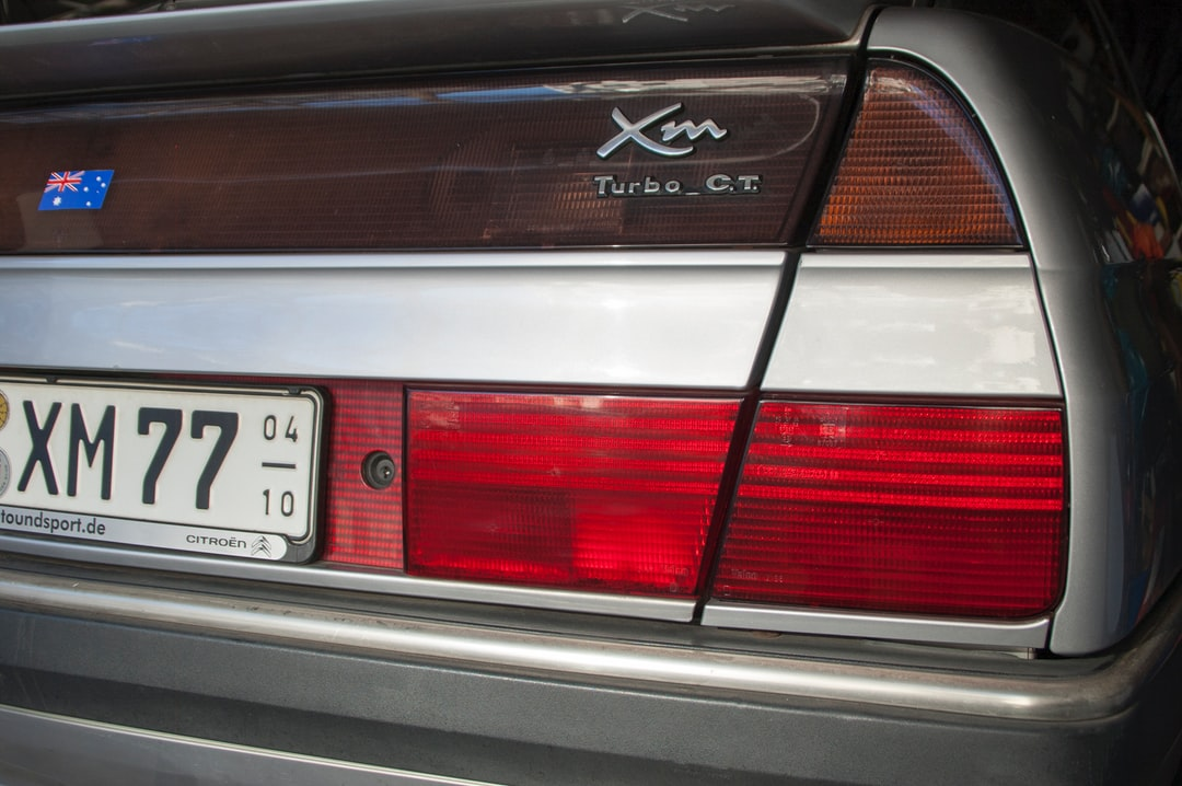 Citroen XM Turbo C.T. VSX Exclusive