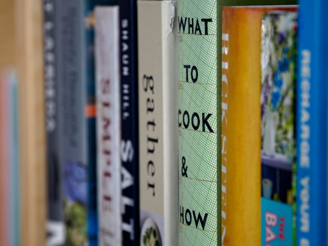 books, bookcase, book spine, close up, bokeh, home, reading, library,