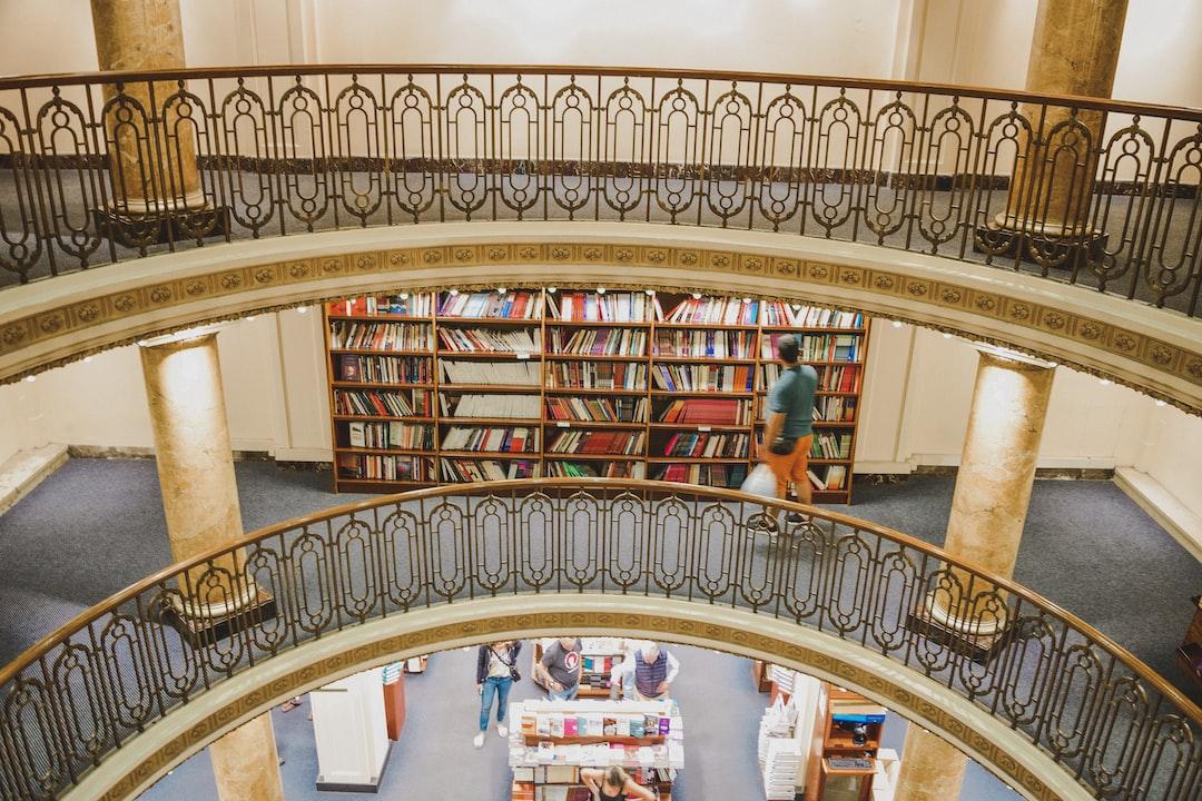 El Ateneo Grand Splendid from the inside.