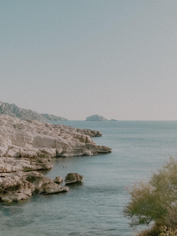 Marseille - beach