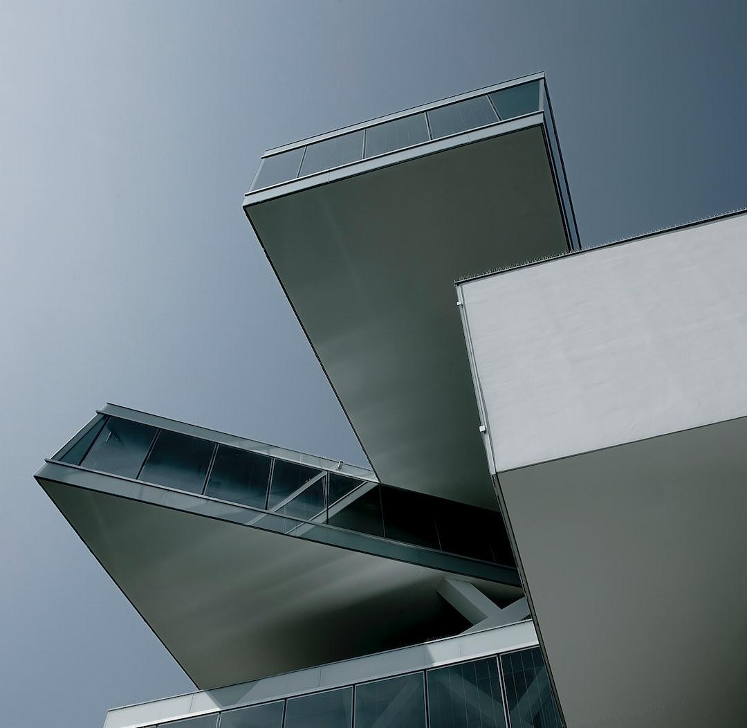 An impressive building
