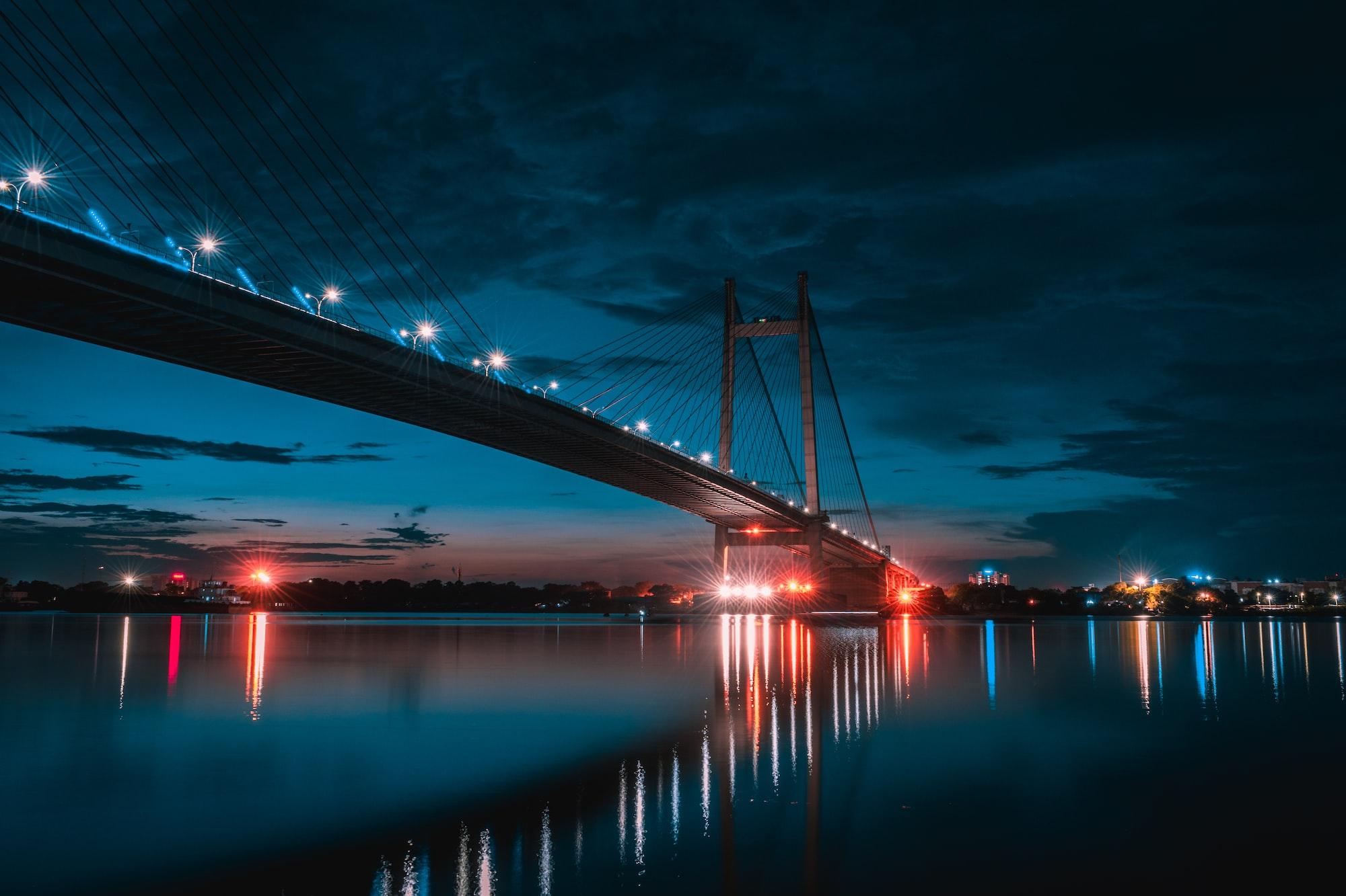 Citylights...