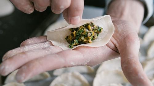 The Zen Art of Making Dumplings