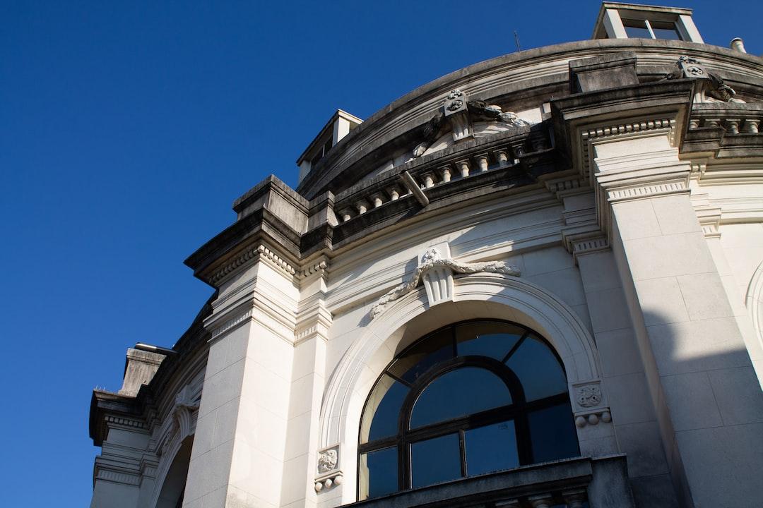Perspectivas. Cúpulas. Hermanos Bencich. Íconos. Buenos Aires. Diagonal Norte. Balcón 360º del Piso 12 del Edificio Miguel Bencich  Looking up architecture