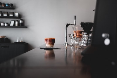 iced flat white, ice coffee, summer coffee, cold coffee, Elbgold, Hamburg, flat white ice