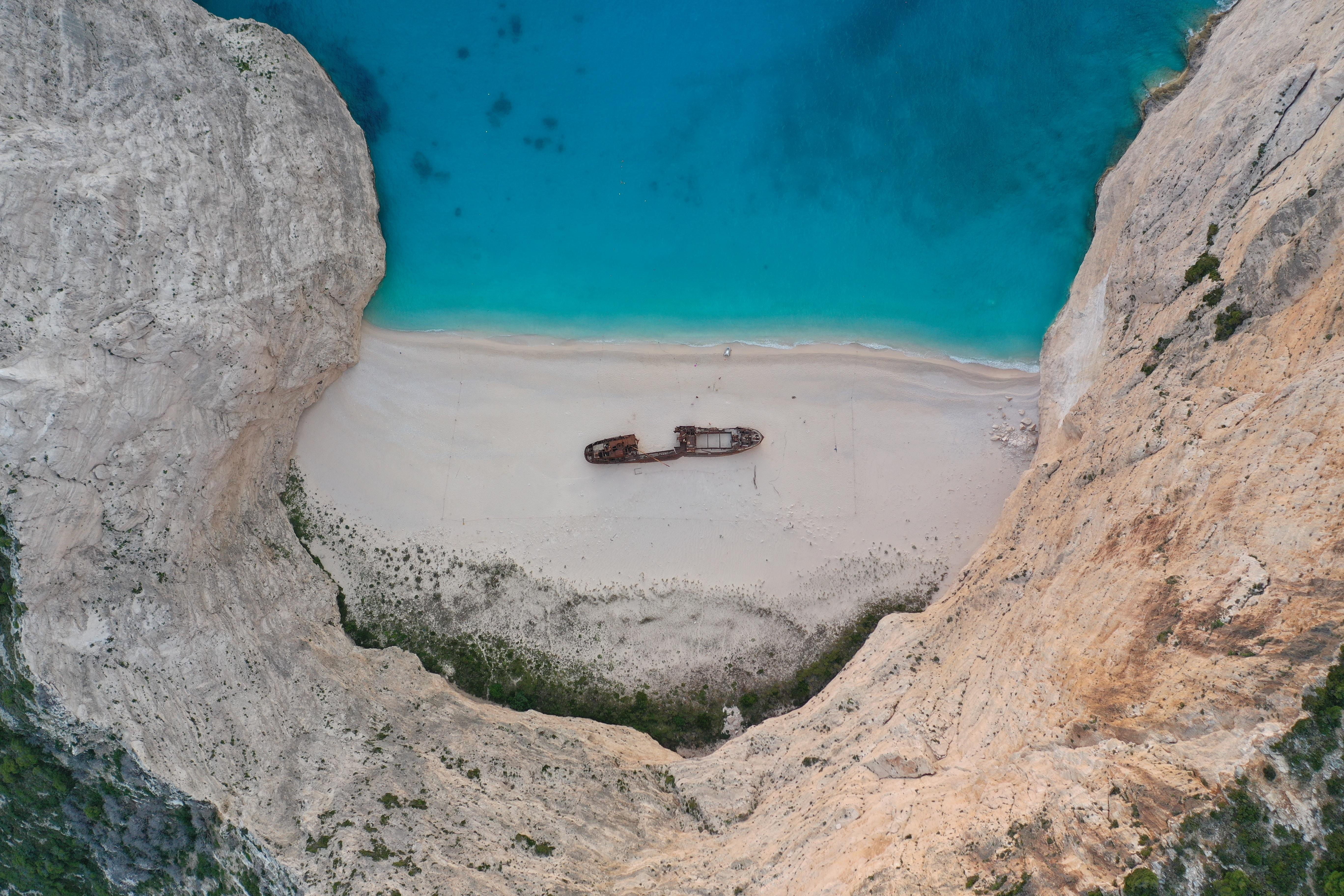 Shipwreck Beach #aerialview #droneshot #mavicpro2 #drone