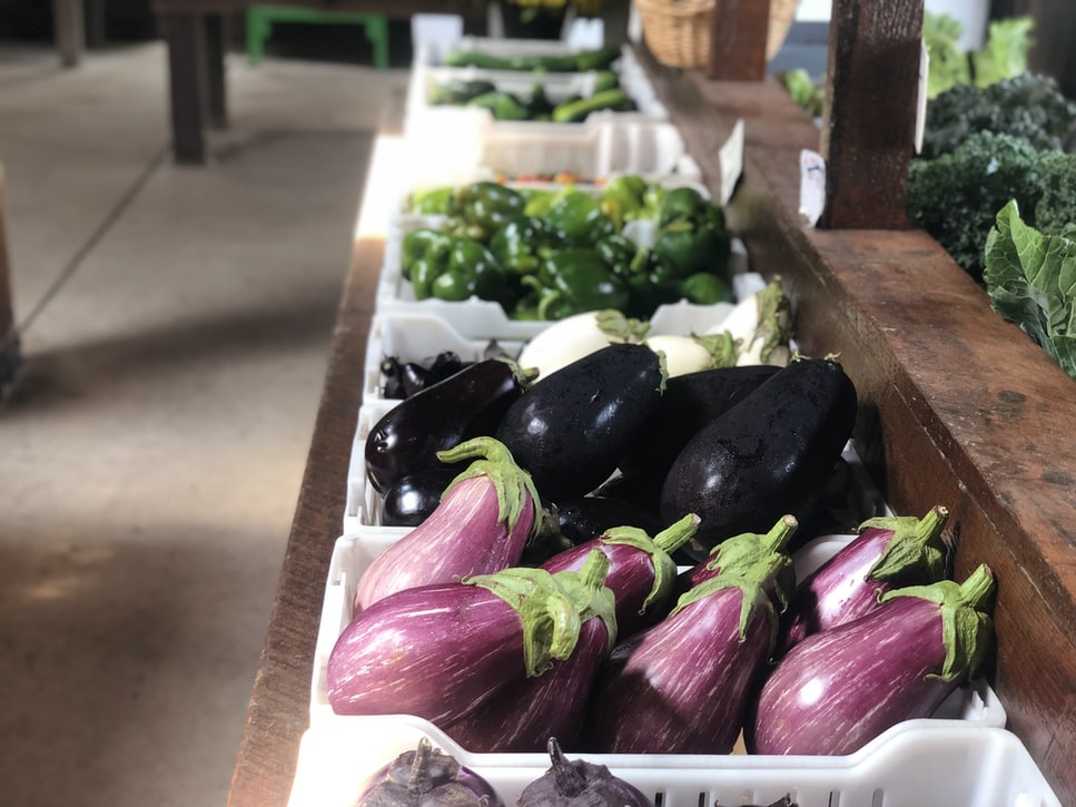 Two-thirds of the world's eggplant is grown in New Jersey.