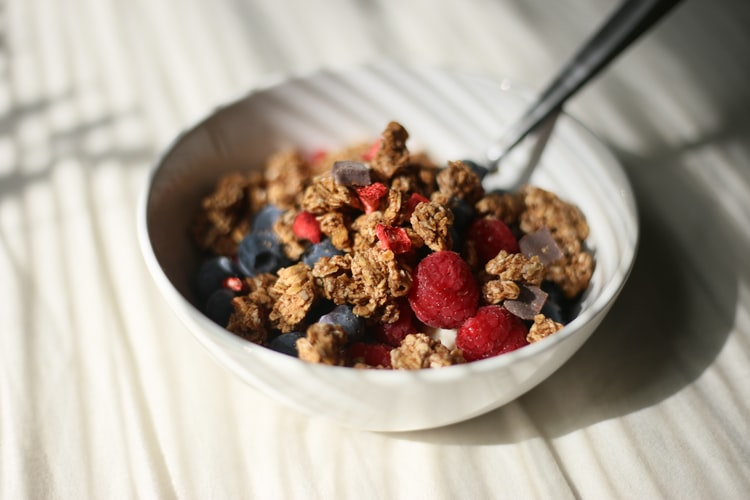 How to Have a Heath Breakfast