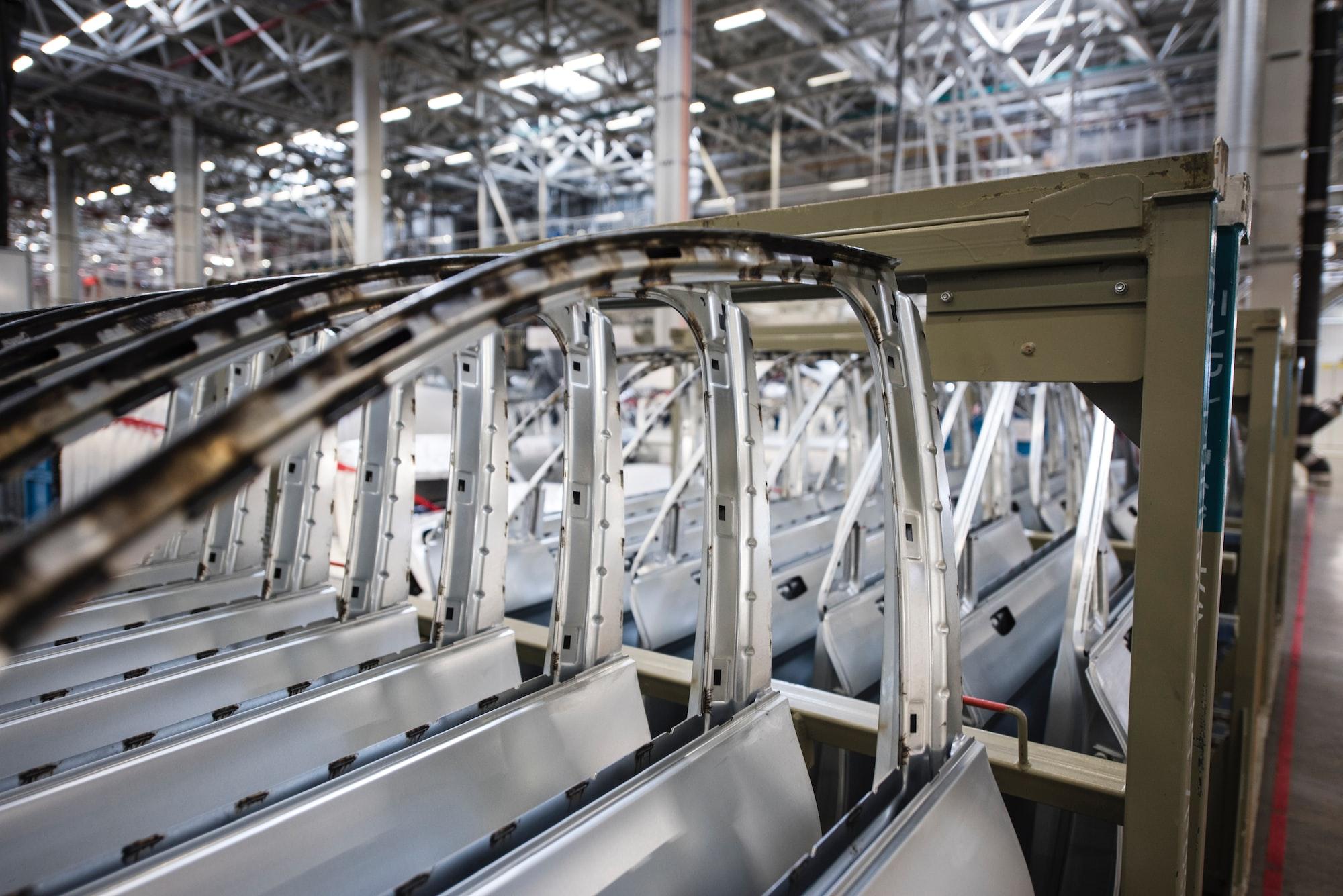 Short Stories: The Mattress Factory (part 1)