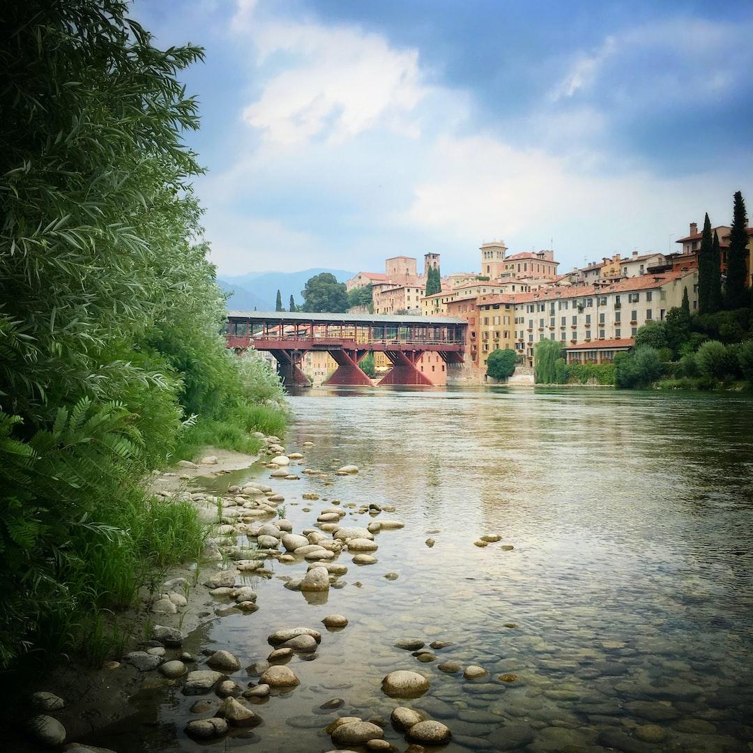 Palladio's Ponte degli Alpini