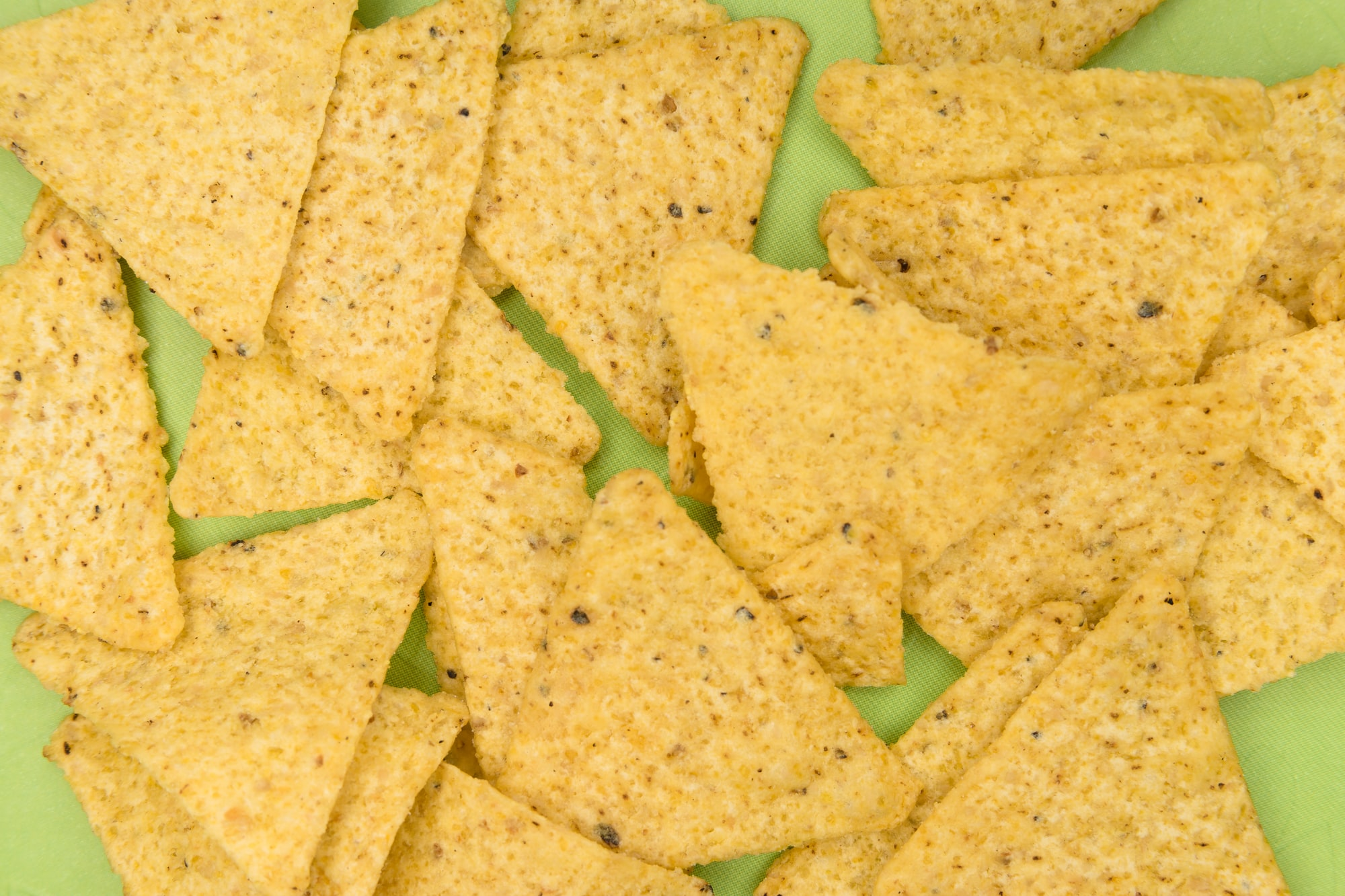 tortilla chips from Mexico