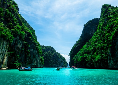 Phuket, Places to Visit in Thailand in November