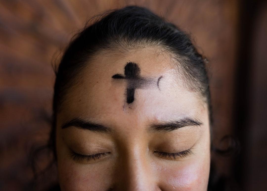 Ash Wednesday starts Lent.