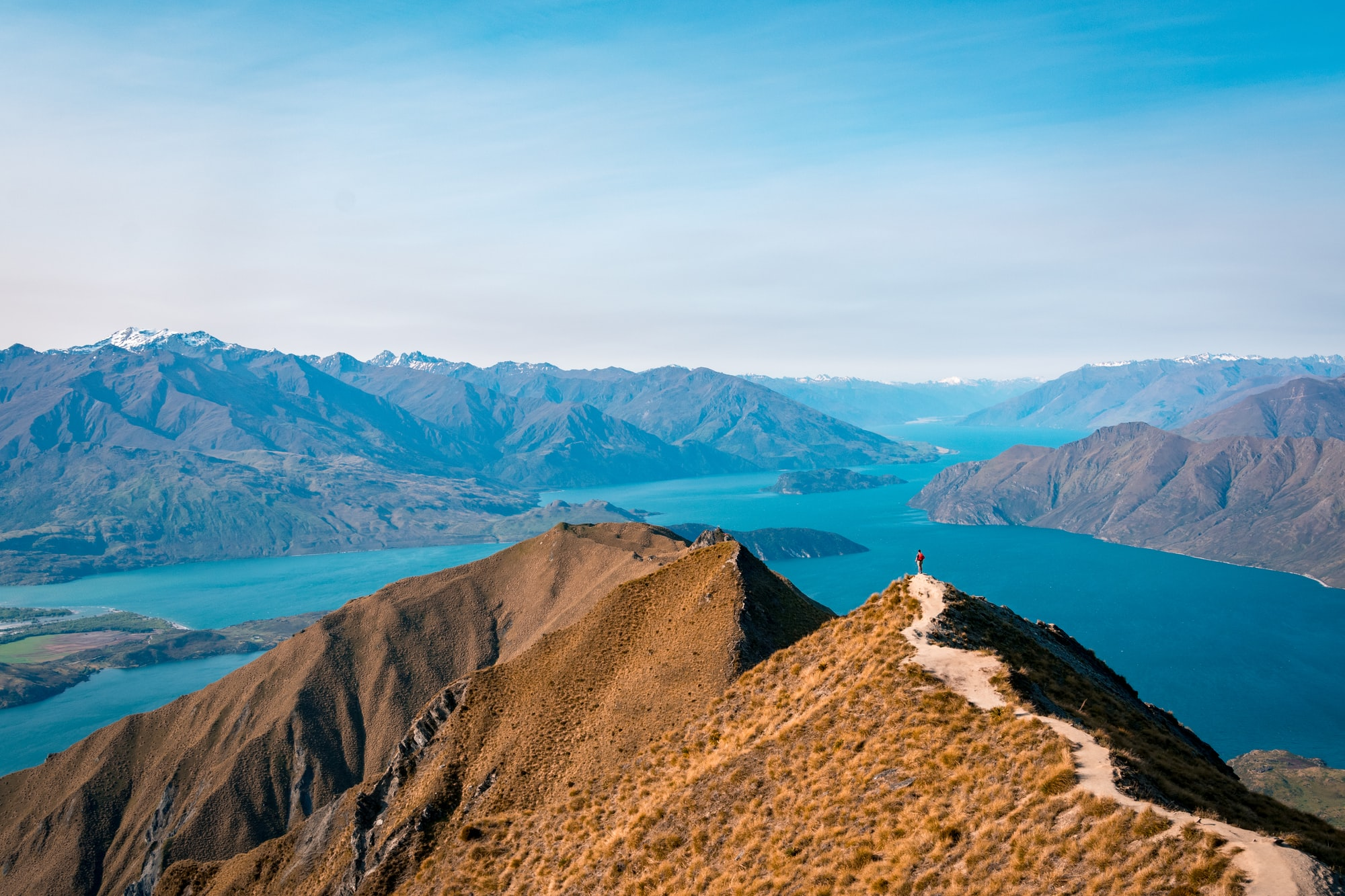 Top 10 Hikes in New Zealand