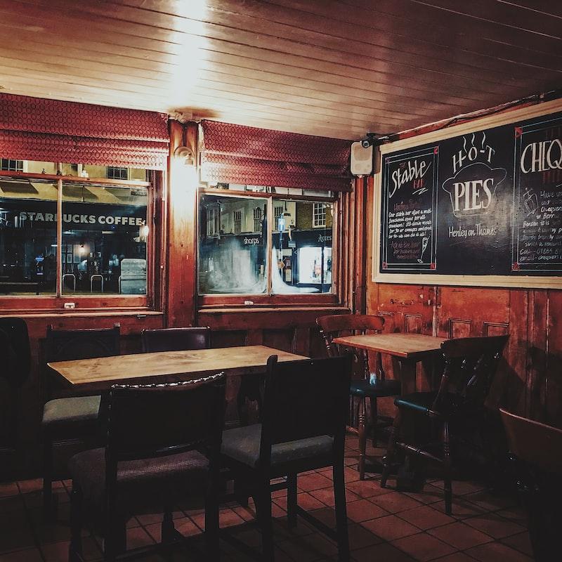 Pub in Malaga