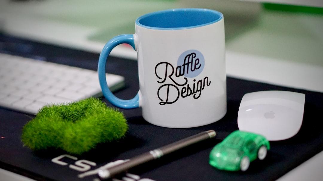 RaffleDesign Mug