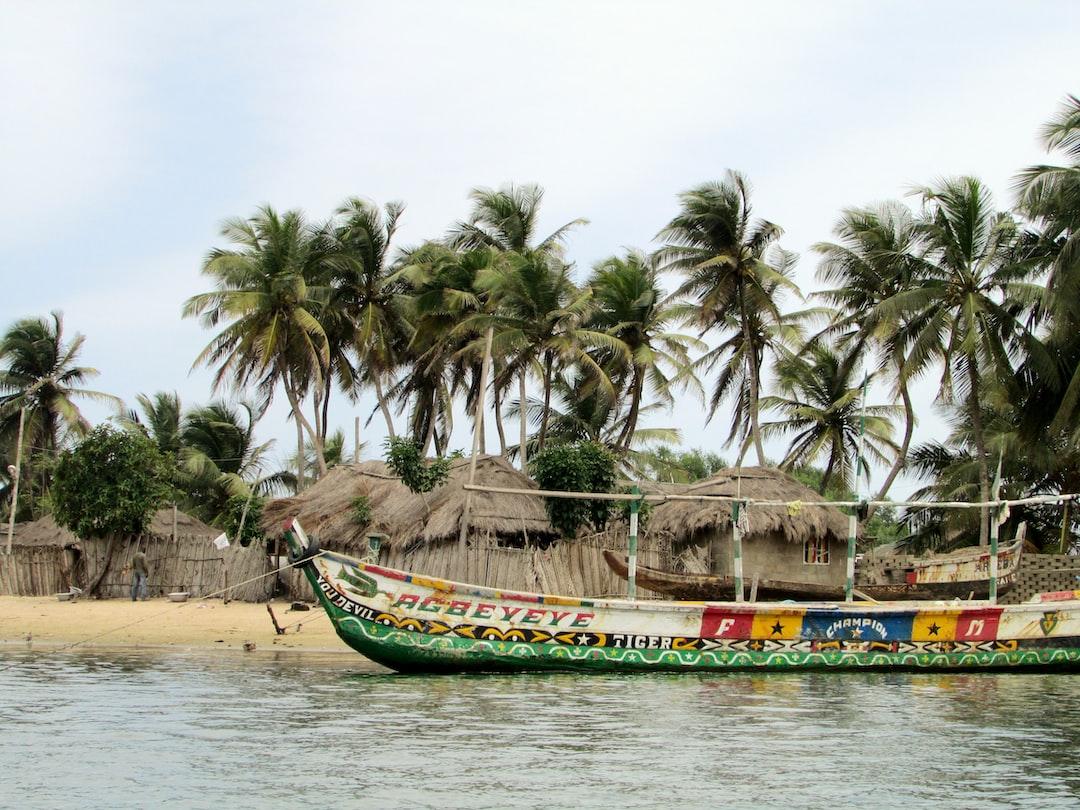 local village @Ghana