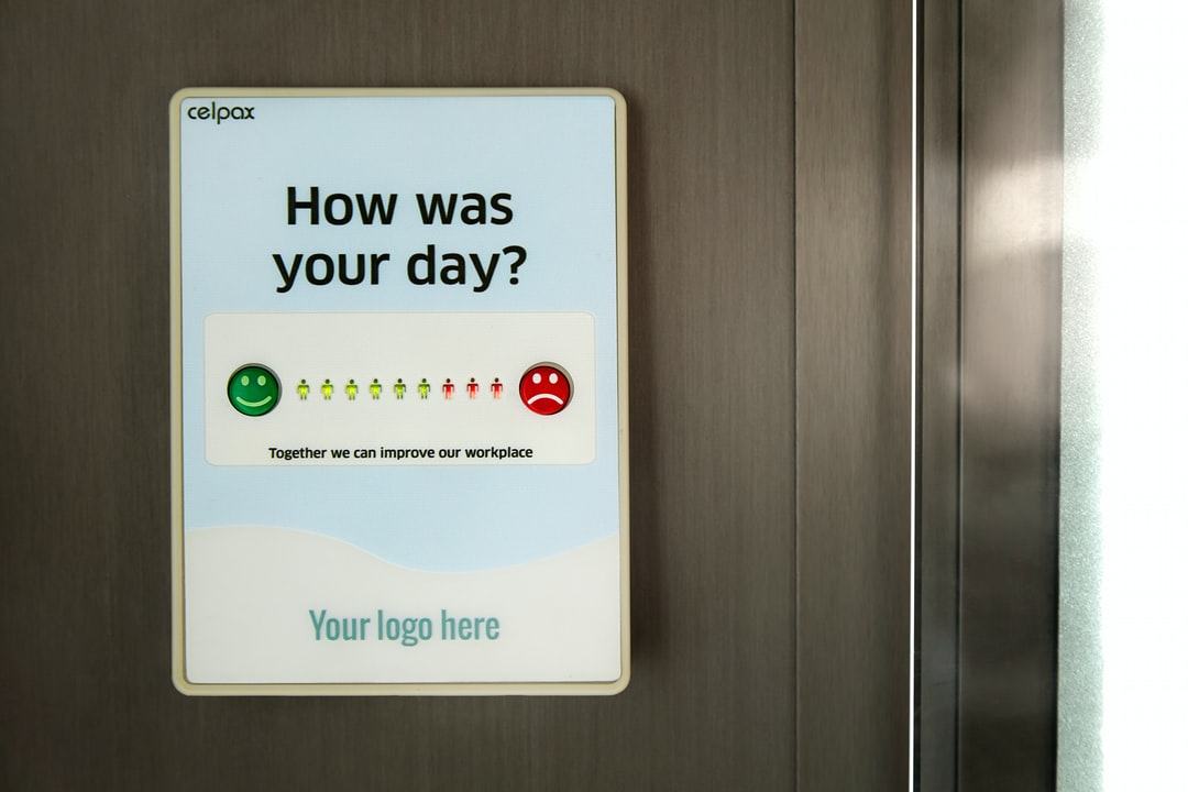 An employee engagement survey example