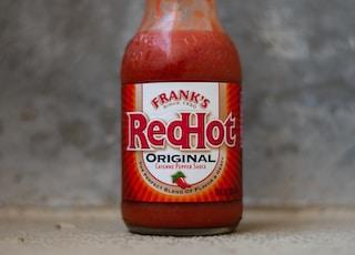 UNKs original hot sauce