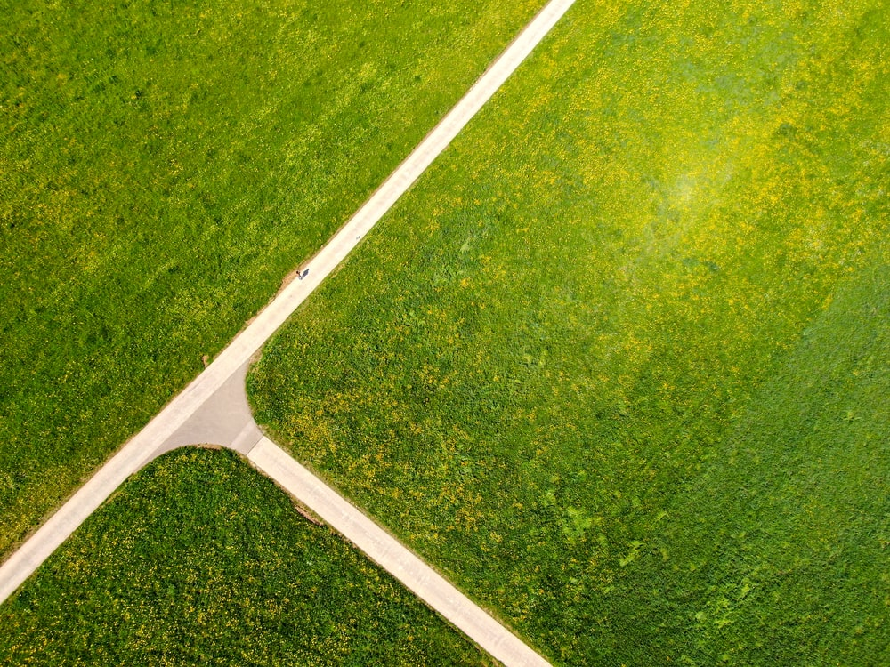 white metal bar on green grass field