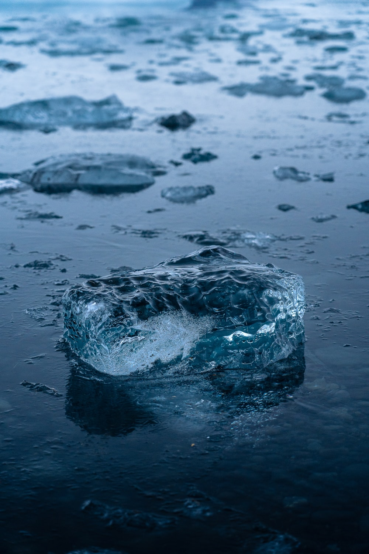 water splash on body of water