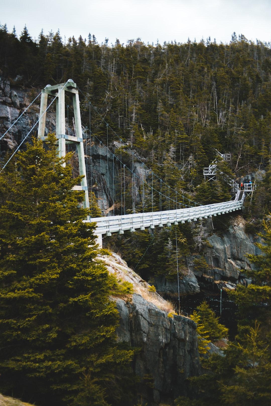 La manche provincial park in Newfoundland