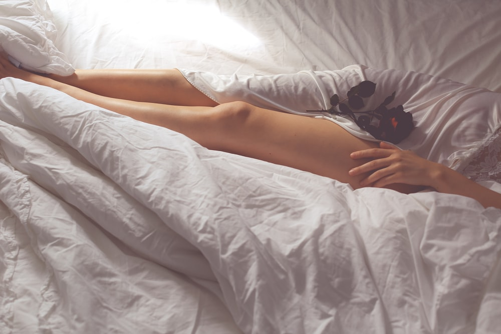 Woman In Bed Pictures   Download Free Images on Unsplash