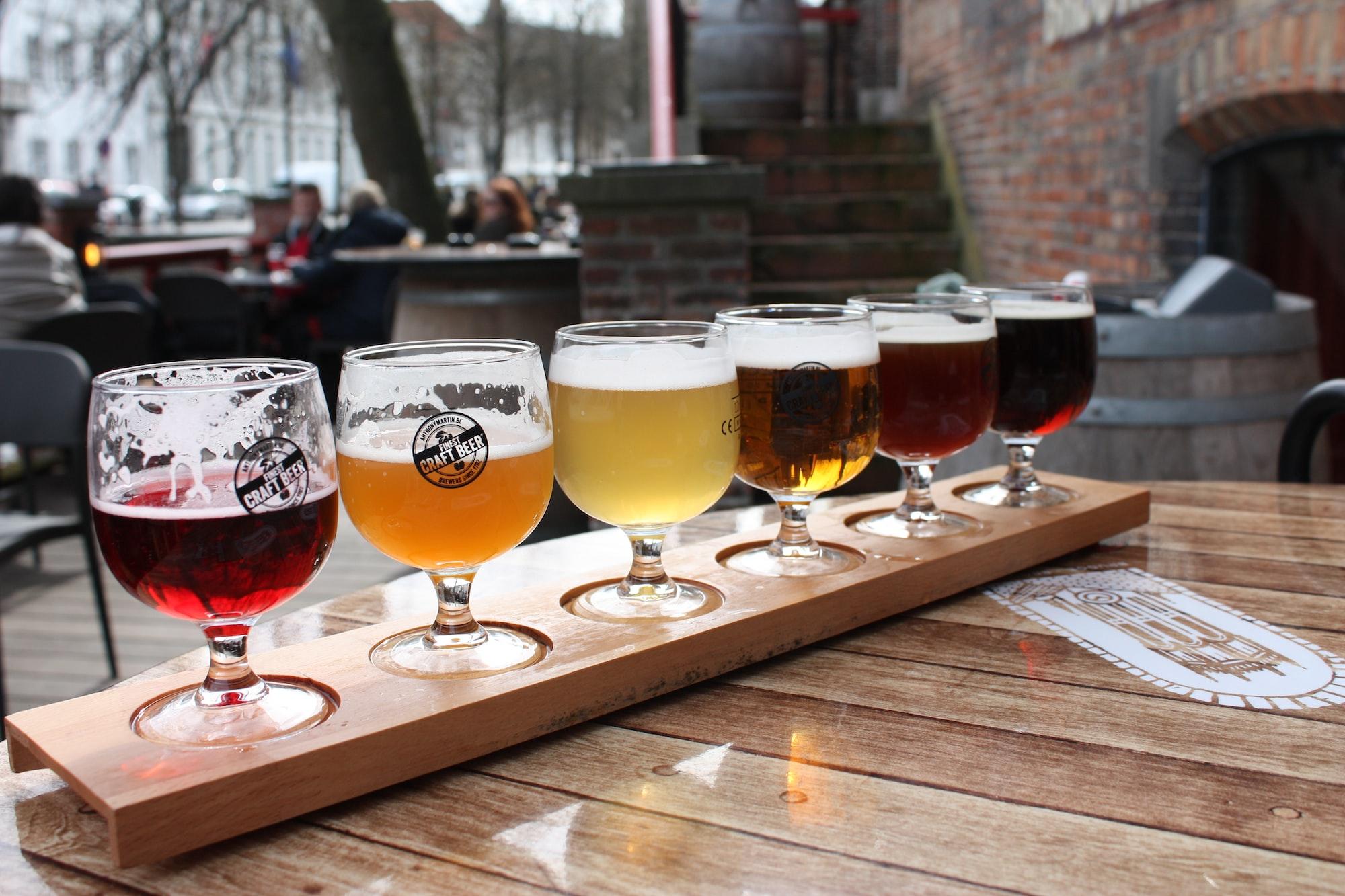 A month of creator beer hangs 🍻