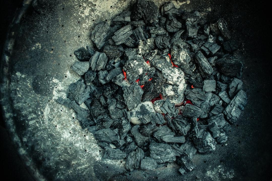 Fire Cooking Coals