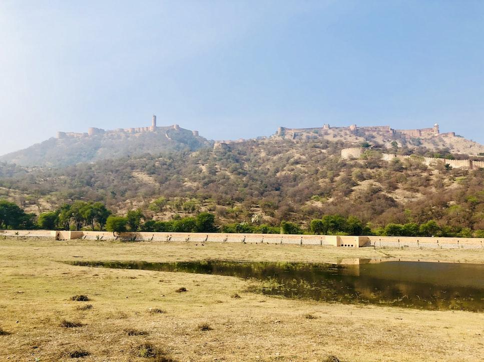 Ratnagiri Hill in Pushkar