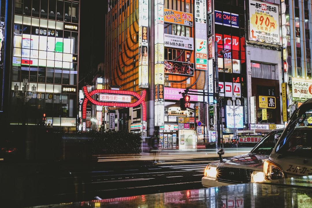 Kabukicho - 2 am #shinjuku #kabukicho #tokyo
