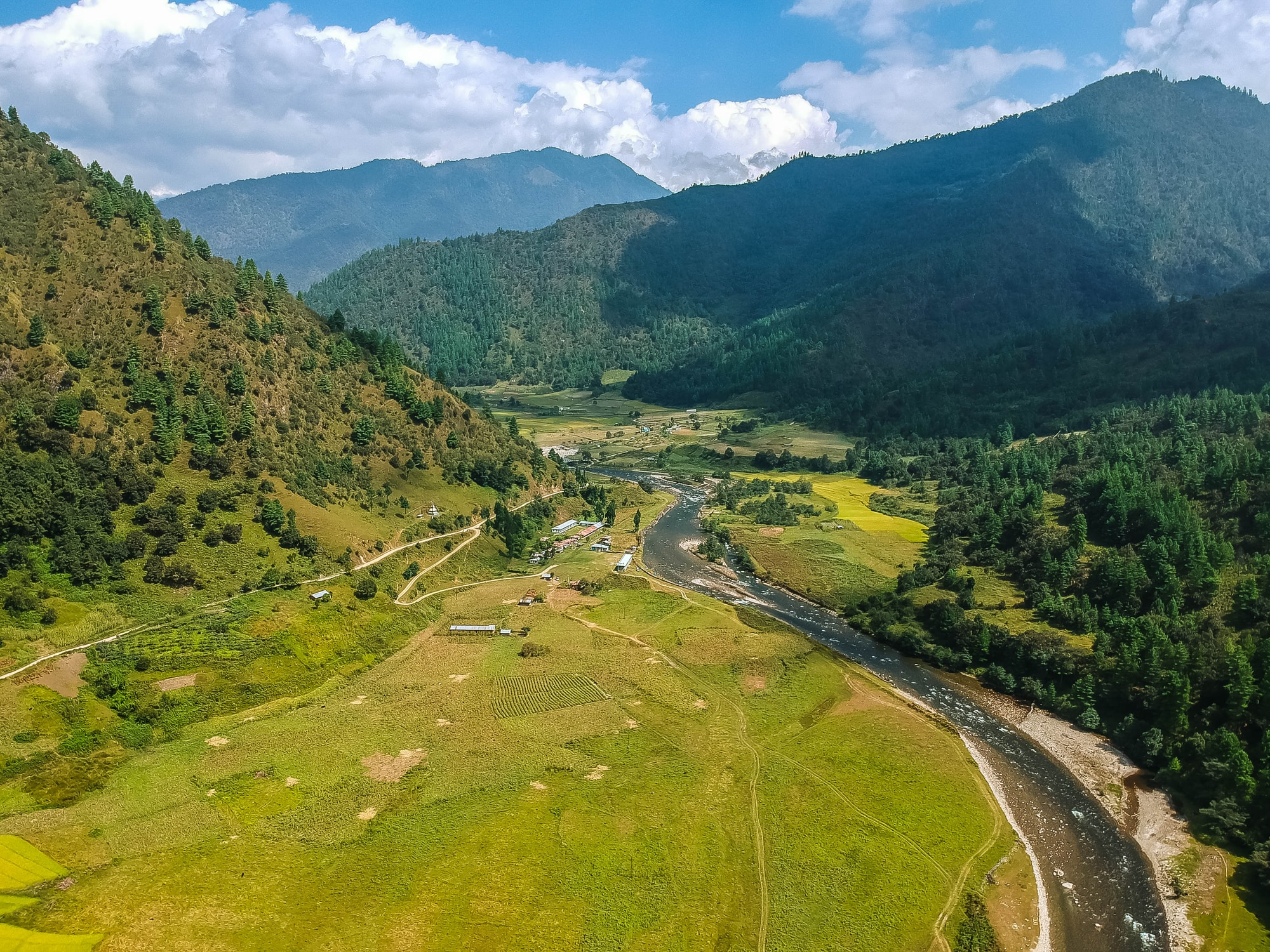 Sangti Valley , Arunachal Pradesh