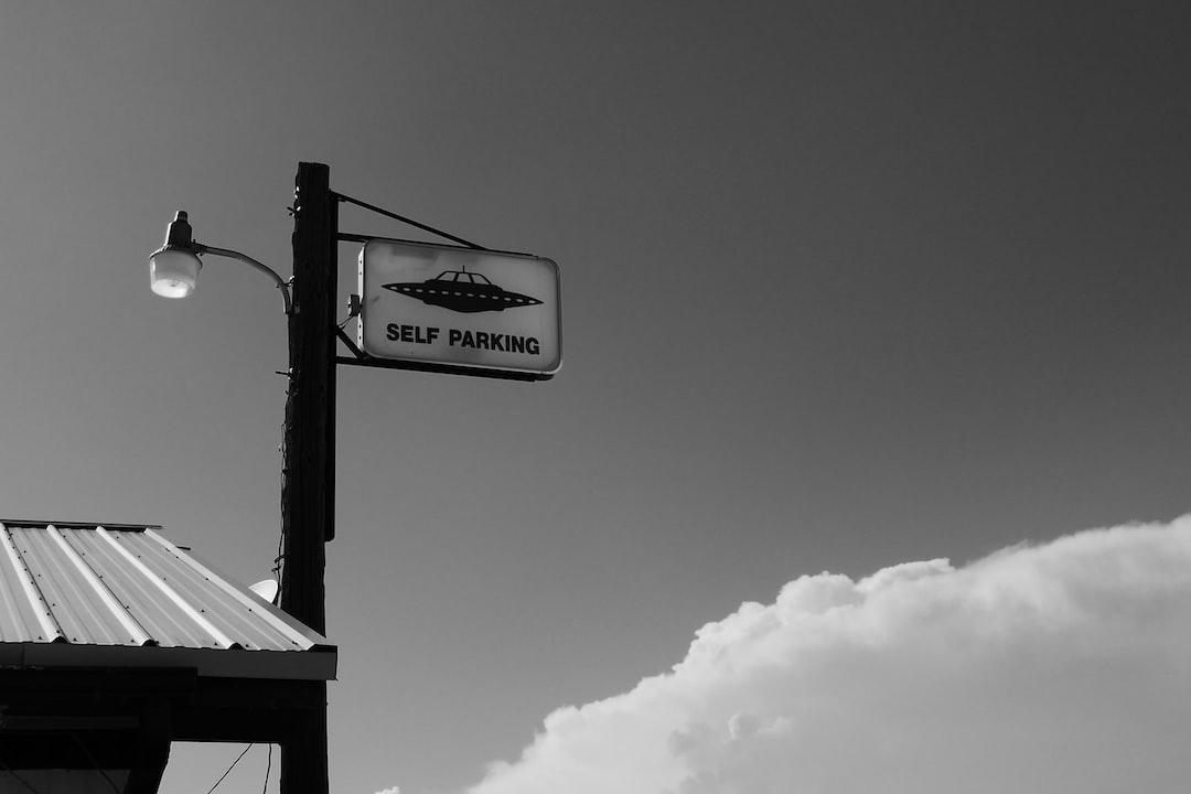 Sign in Rachel, NV near Area 51.