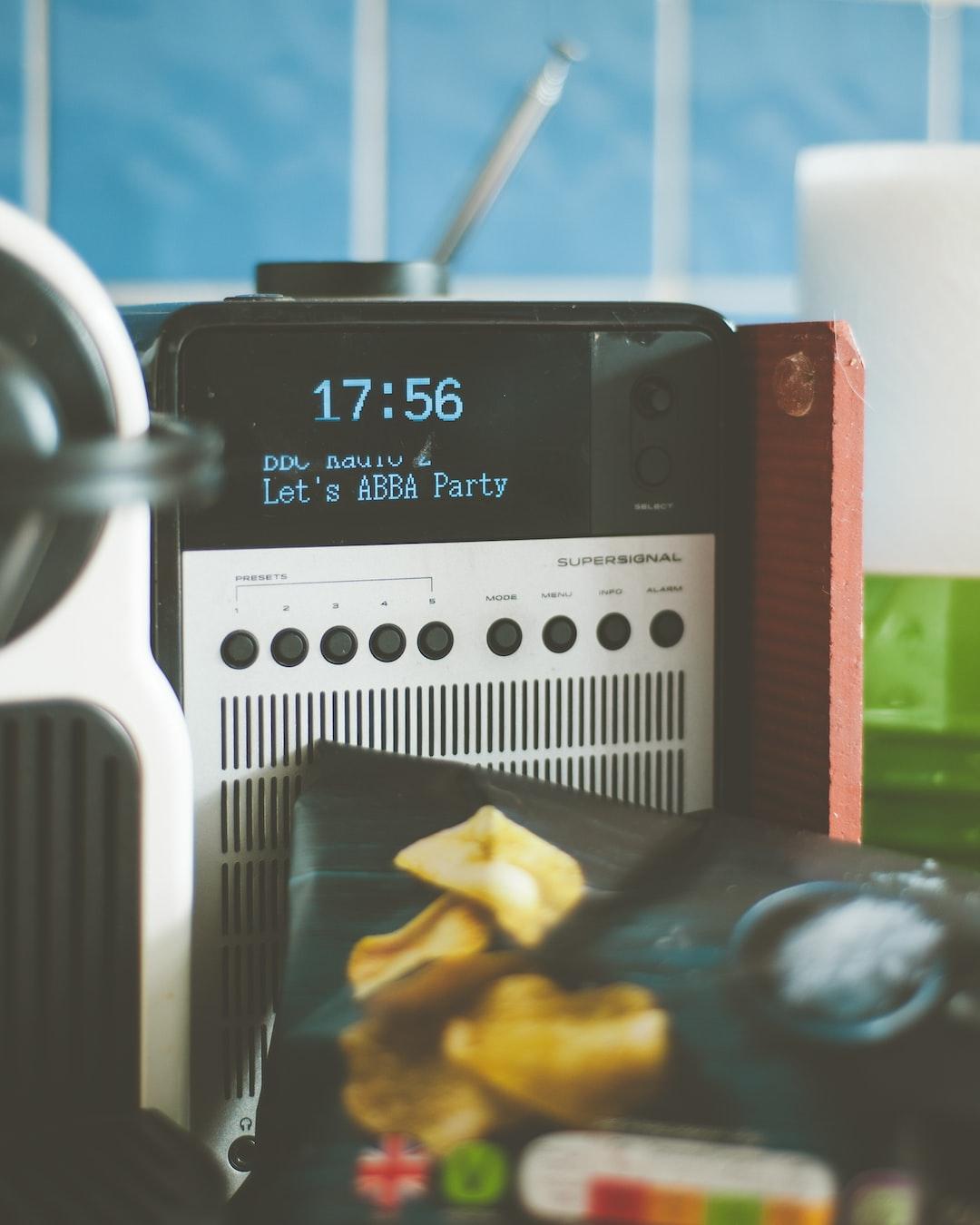 ABBA Party on Radio